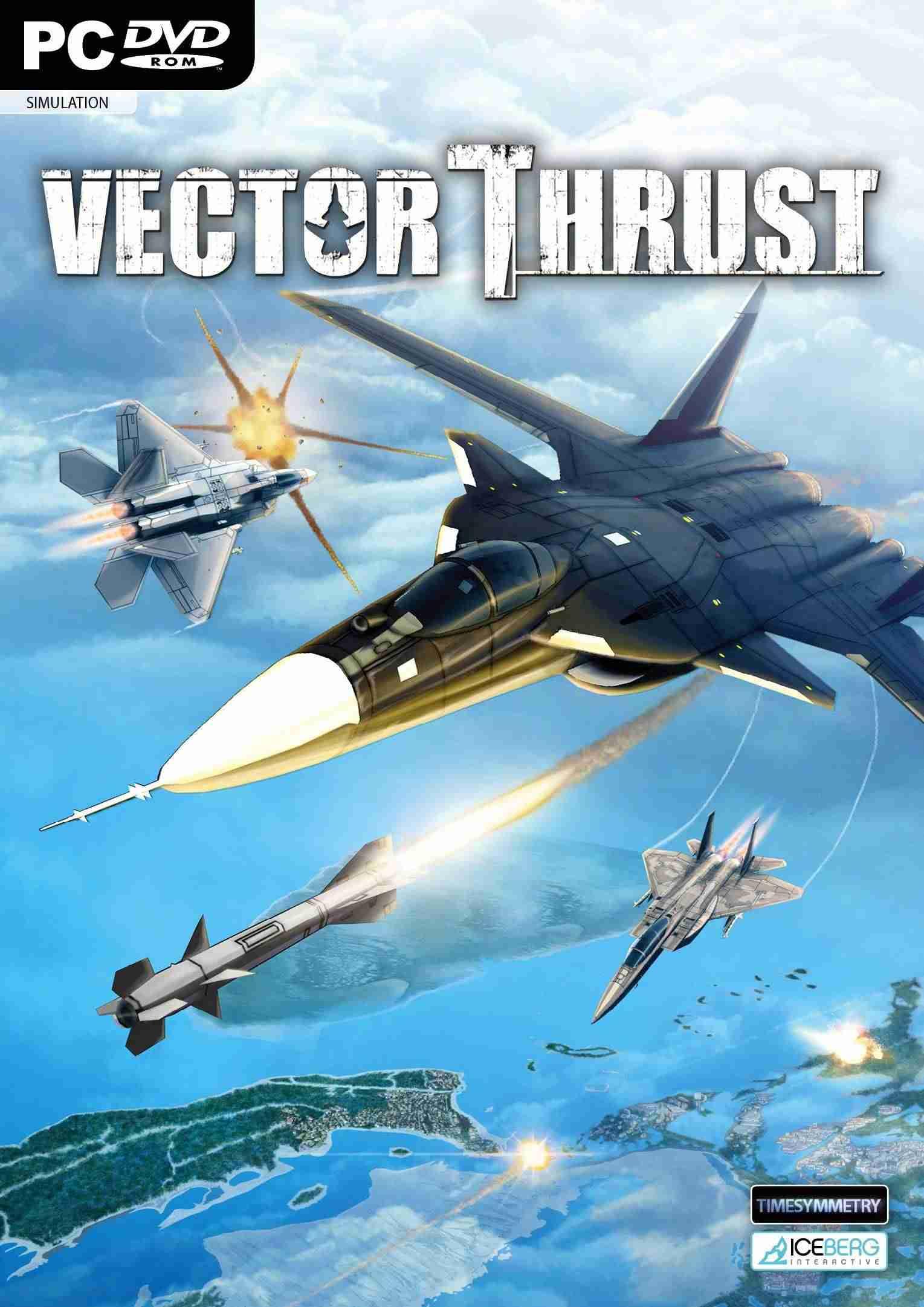 Descargar Vector Thrust Update v1 500 [MULTI][CODEX] por Torrent